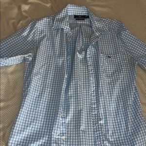 Men's Vineyard Vines Slim Fit Tucker Shirt. Size M